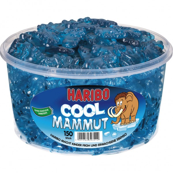 Haribo Cool Mammut
