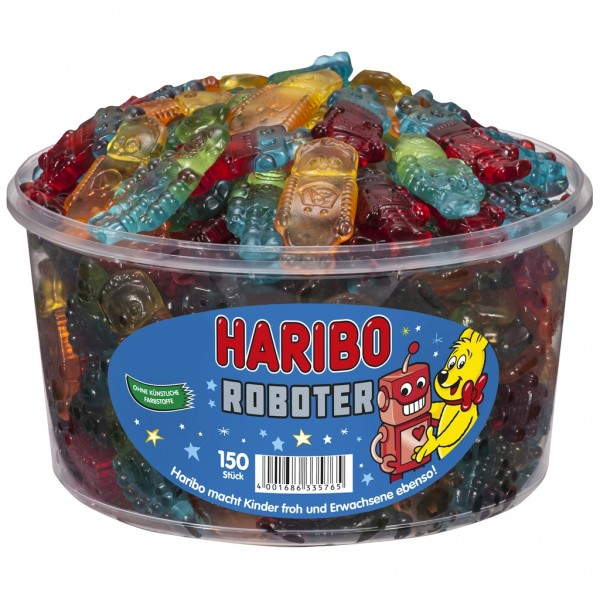 Haribo Roboter