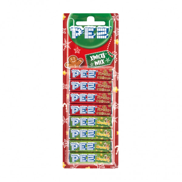 PEZ Bonbons Xmas Mix