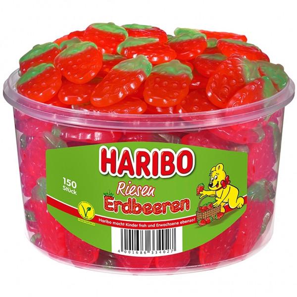 Haribo Riesen Erdbeeren