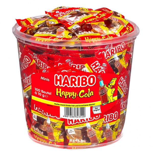 Haribo Happy Cola Mini