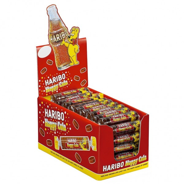 Haribo Happy Cola Roulette