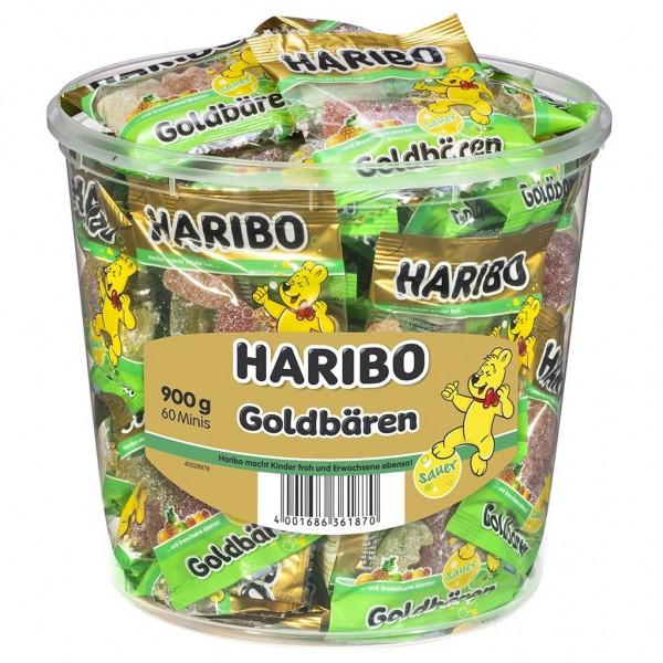 Haribo Sauer Goldbären Minis