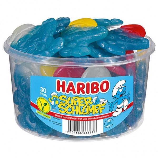 Haribo Super Schlümpfe