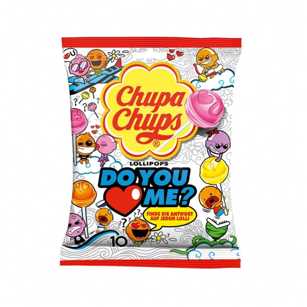 Chupa Chups Do you love me?