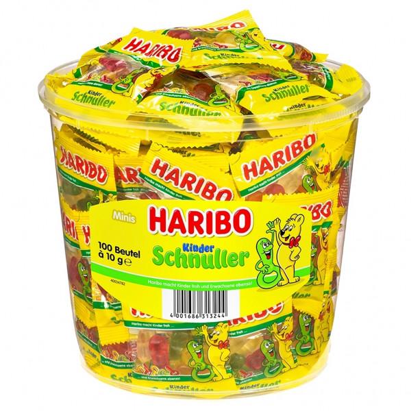 Haribo Kinder Schnuller Mini