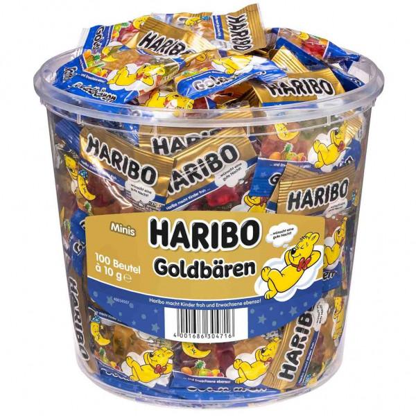 Haribo Gute Nacht Goldbären Mini