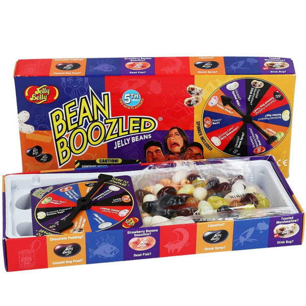 Jelly Belly Bean Boozled 5th Edition